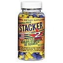 NVE Pharmaceuticals - Stacker 2 World's Strongest Fat Burner - 20 Capsules