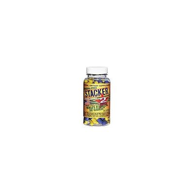 NVE Pharmaceuticals - Stacker 2 World's Strongest Fat Burner - 20 Capsules