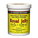 YS Organic Bee Farms - Pure Royal Energizer Royal Jelly In Honey 675 mg. - 21 oz.