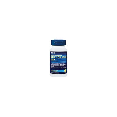 Gnc Triple Strength Krill Oil 1000 Mini