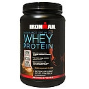 International Vitamin IRONMAN(r) Endurance Optimized Whey Protein - Swiss Chocolate