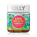 OLLY(tm) Kids' Multi + Omega 3 - Berry Tangy