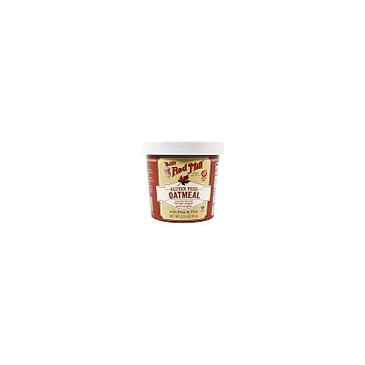 Bob's Red Mill Gluten Free Oatmeal Cup Brown Sugar, Maple with Flax & Chia 2.15 oz