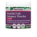 ResVitale(tm) Keratin Hair Enhance(r) Powder