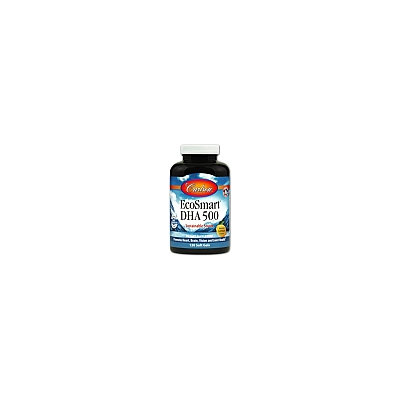 EcoSmart DHA Carlson Laboratories 120 Softgel