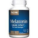 Melatonin with QUIK-SOLV Jarrow Formulas 100 Lozenge