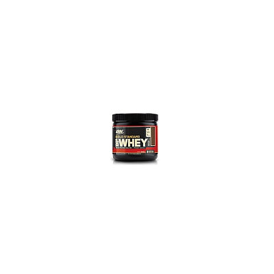 Optimum Nutrition Gold Standard 100% Whey Double Rich Chocolate - 3 Servings