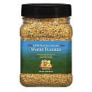 Premium Gold Flax Products, Inc. 100% Natural Golden Whole Flaxseed