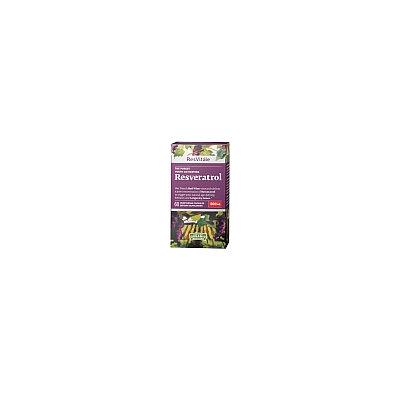 ResVitale - Resveratrol 500 mg. - 60 Vegetarian Capsules