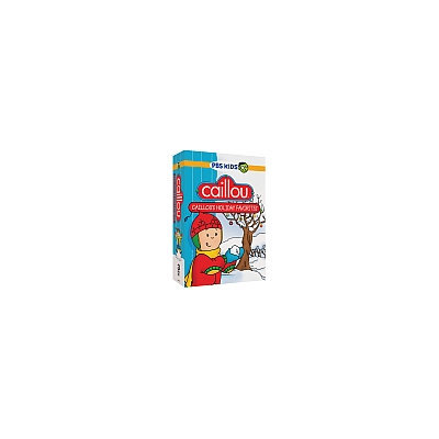 PBS Caillou: Caillou's Holiday Favorites - 1 ct.