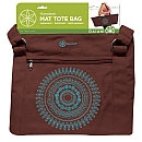 Pbs Gaiam Marrakesh Embroidered Yoga Tote