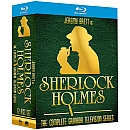 Mpi Sherlock Holmes: The Complete Series (Blu-ray Disc)