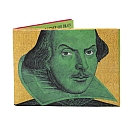 Unemployed Philosopher's Guild William Shakespeare Insult Wallet with Sound