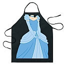 Icup Apron - Disney - Cinderella Character New Licensed Toys 14521
