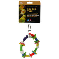 Prevue Pet Products Cal Sea Yum Bird Toy