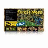 RC Hagen PT3095 Exo Terra Forest Plume Moss, 7 qt. - 2-pack