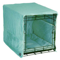 Pet Dreams Plush Cratewear Seafoam Blue, Extra Small