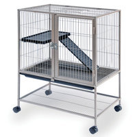 Prevue Pet Products Prevue Frisky Ferret Small Animal Cage