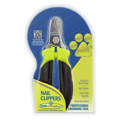 Zeigler's Distributor Inc FURminator Nail Clippers for Dogs: Nail Clippers