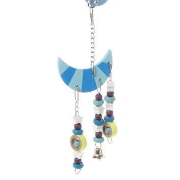 JW Pet Company Activitoys Moon Toy Triple Bird Toy, Small