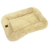 Precision Pet SnooZZy Bumper Crate Bed - Natural Long Terry: 30