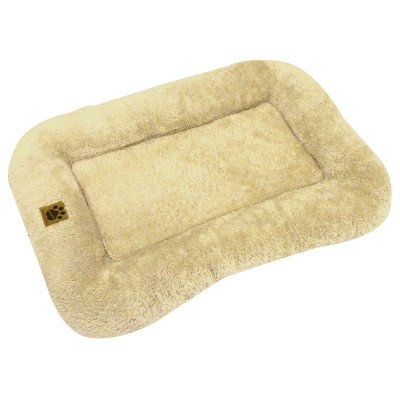 Precision Pet SnooZZy Bumper Crate Bed - Natural Long Terry: 35