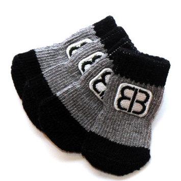 Pet Ego Home Comfort Traction Control Socks, Blue, Medium - Blue, Medium - TCS M BL