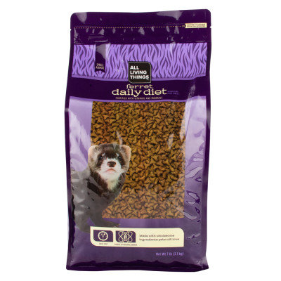 All Living Things Daily Diet Ferret Food