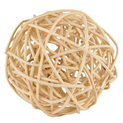 All Living Things Play N Chew Stick Small Animal Ball