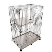 IRIS 2 Tier Cat Cage