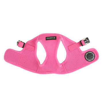 Puppia Soft Vest Dog Harness - Pink