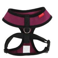 Digpets Puppia Soft Dog Harness Small Purple