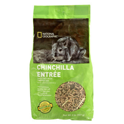 National GeographicTM Daily Diet Chinchilla Food