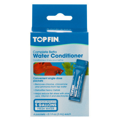 Top Fin Complete Betta Water Conditioner