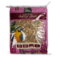 All Living Things Parrot Daily Diet