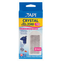 APIA Crystal Bio-Chem Zorb Filtration Media Cartidge