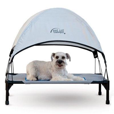 K & H Pet Products Original Pet Cot Canopy