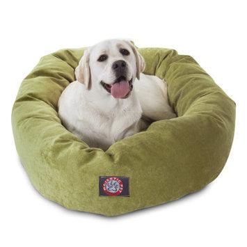 Majestic Pet Products, Inc. Majestic Pet Villa Micro Velvet Bagel Pet Bed