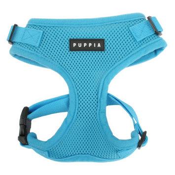 Digpets Puppia Rite Fit Dog Harness Medium Sky Blue