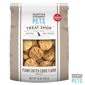 Martha Stewart Pets Treat Shop Natural Peanut Butter Cookie Dog Treat