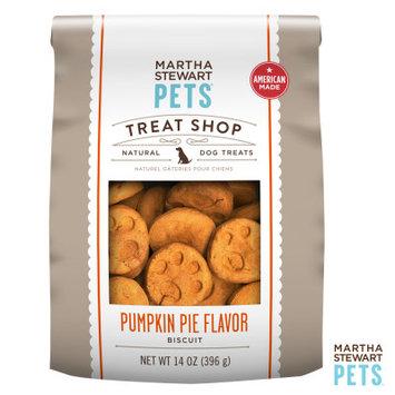 Martha Stewart Pets Treat Shop Natural Pumpkin Pie Dog Treat