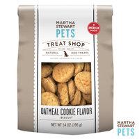 Martha Stewart Pets Treat Shop Natural Oatmeal Cookie Dog Treat