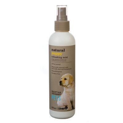 Martha Stewart Pets Refreshing Mist Citrus Scent Deodoring Puppy Spray
