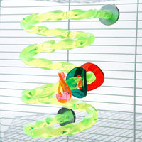 Grreat Choice Spiral Perch Bird Toy