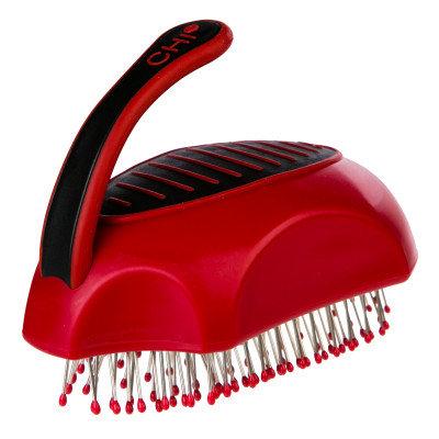 Chi Long Hair Ergo Soft Grip Pin Dog Brush