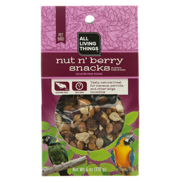 All Living Things Blueberry Cranberry Bird Treats