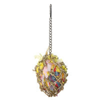 All Living Things Fiesta Ball Bird Toy