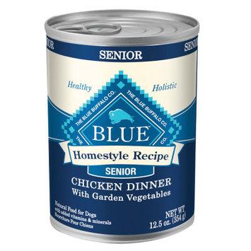 Blue Buffalo Company Blue Buffalo Homestyle Senior Dinner Chicken with Garden Vegetables