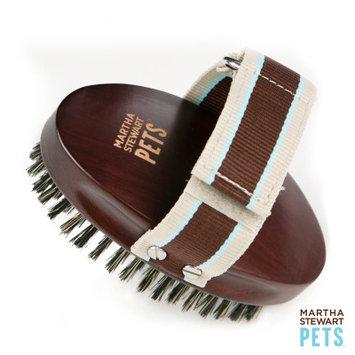 Martha Stewart Pets Palm Bristle Dog Brush