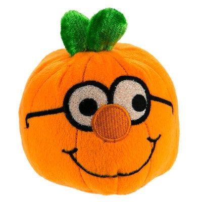 Top Paw Pet Halloween Pumpkin Dog Toy Squeaker